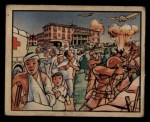 1938 Gum Inc. Horrors of War #36   Sanitarium Evacuates Its Patients Under Fire Front Thumbnail