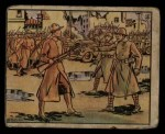 1938 Gum Inc. Horrors of War #105  U.S. Marines Halt Japanese Troops  Front Thumbnail