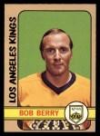 1972 Topps #21   Bob Berry Front Thumbnail
