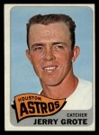 1965 Topps #504   Jerry Grote Front Thumbnail