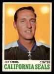 1970 Topps #73   Joe Szura Front Thumbnail