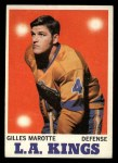 1970 Topps #34  Gilles Marotte  Front Thumbnail