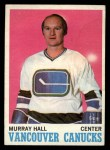 1970 Topps #118   Murray Hall Front Thumbnail