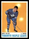 1970 Topps #111   Brit Selby Front Thumbnail