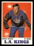1970 Topps #35  Eddie Shack  Front Thumbnail