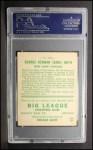 1933 Goudey #149   Babe Ruth Back Thumbnail