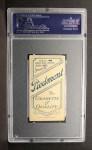 1909 T206 #435 POR Cy Seymour  Back Thumbnail