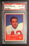 1963 Fleer #51   Johnny Robinson Front Thumbnail