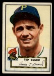 1952 Topps #150  Ted Beard  Front Thumbnail