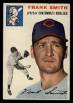 1954 Topps #71   Frank Smith Front Thumbnail