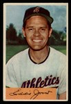 1954 Bowman #35 A  Eddie Joost Front Thumbnail