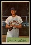 1954 Bowman #188   Frank Smith Front Thumbnail