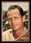 1962 Topps #129 NOR  Lee Walls Front Thumbnail