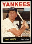 1964 Topps #415   Tony Kubek Front Thumbnail