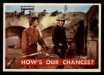 1956 Topps Davy Crockett #51 GRN How's Our Chances?   Front Thumbnail