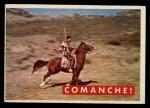 1956 Topps Davy Crockett #46 GRN  Comanche!  Front Thumbnail