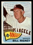1965 Topps #66  Bill Rigney  Front Thumbnail