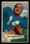 1952 Bowman Small #79  Bob Hoernschemeyer  Front Thumbnail