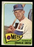 1965 Topps #22   Charlie Smith Front Thumbnail