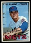 1967 Topps #348   Tug McGraw Front Thumbnail