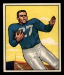 1950 Bowman #73  Donald Doll  Front Thumbnail