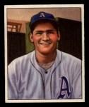 1950 Bowman #14   Alex Kellner Front Thumbnail