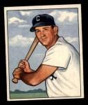 1950 Bowman #37  Luke Appling  Front Thumbnail