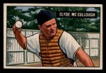 1951 Bowman #94  Clyde McCullough  Front Thumbnail