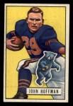 1951 Bowman #87  John Hoffman  Front Thumbnail