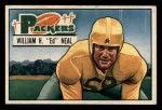 1951 Bowman #18  William Neal  Front Thumbnail