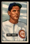 1951 Bowman #283  Walt Dubiel  Front Thumbnail