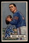 1951 Bowman #14  Robert Williams  Front Thumbnail