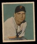 1949 Bowman #93   Ed Stevens Front Thumbnail