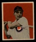 1949 Bowman #6   Phil Cavarretta Front Thumbnail