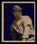 1949 Bowman #35  Vic Raschi  Front Thumbnail
