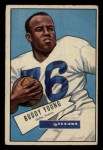 1952 Bowman Small #104   Buddy Young Front Thumbnail