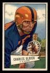 1952 Bowman Small #134   Chuck Ulrich Front Thumbnail