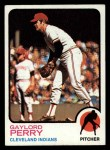 1973 Topps #400  Gaylord Perry  Front Thumbnail