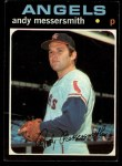 1971 Topps #15      -  Andy Messersmith Front Thumbnail