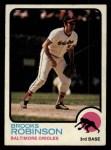 1973 Topps #90   Brooks Robinson Front Thumbnail