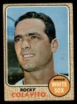 1968 Topps #99  Rocky Colavito  Front Thumbnail