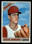 1966 Topps #508   Steve Hargan Front Thumbnail