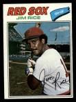 1977 Topps #60   Jim Rice Front Thumbnail