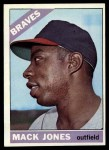 1966 Topps #446   Mack Jones Front Thumbnail