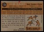 1960 Topps #136   -  Jim Kaat Rookies Back Thumbnail