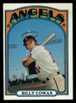 1972 Topps #19  Billy Cowan  Front Thumbnail