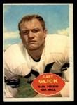 1960 Topps #130   Gary Glick Front Thumbnail