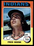 1975 Topps #181   Fred Beene Front Thumbnail