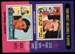 1975 Topps #198  1960 MVPs  -  Roger Maris / Dick Groat Front Thumbnail