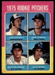 1975 Topps #618  Rookie Pitchers    -  Scott McGregor / Rick Rhoden / Jamie Easterly / Tom Johnson Front Thumbnail